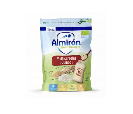 Almiron Cereales Ecologicos Multicereales Quinoa 200g
