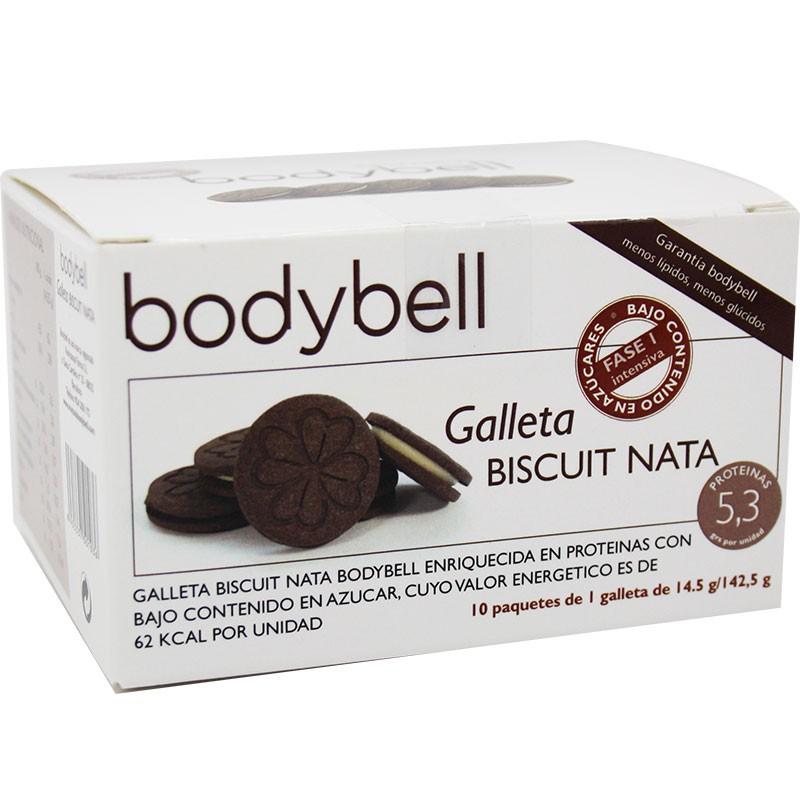 Bodybell Galleta Biscuit Nata Oreo 10 Galletas