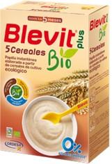 Blevit 5 Cereales Bio 250g