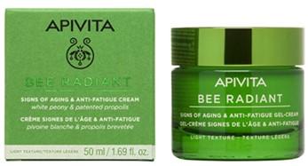 Apivita Bee Radiant Peony Crema Ligera 50ml