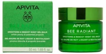 Apivita Bee Radiant Peony Crema Noche 50ml
