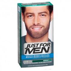 Just for Men Bigote Barba Patillas Moreno M 45 gel 30 ml