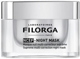 Filorga Ncef Night Mask Mascarilla Noche Arrugas Firmeza Luminosidad 50ml