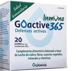 Goactive365 Inmuno 20 Sobres