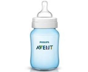 Avent Classic Biberon 260 ml Azul