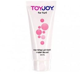Toyjoy Lubricante Base Acuosa 100ml Efecto Calor